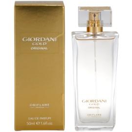 Oriflame Giordani Gold Original eau de parfum nőknek 50 ml