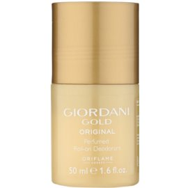 Oriflame Giordani Gold Original Deo-Roller für Damen 50 ml