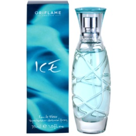 Oriflame Ice Eau de Toilette für Damen 30 ml