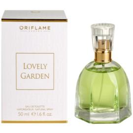 Oriflame Lovely Garden Eau de Toilette für Damen 50 ml