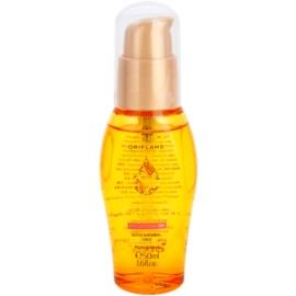 Oriflame Eleo ochranný olej pro barvené vlasy  50 ml