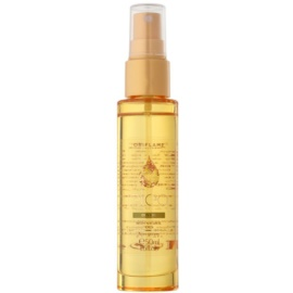 Oriflame Eleo výživný olej na suché konečky vlasů  50 ml