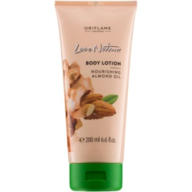 Oriflame Love Nature Body Lotion With Almond Oil  200 ml