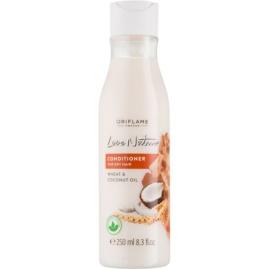 Oriflame Love Nature Conditioner  voor Droog Haar   250 ml