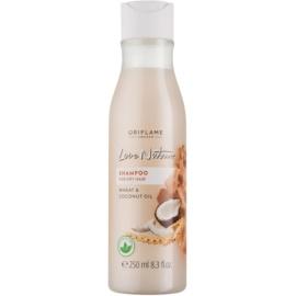 Oriflame Love Nature champú para cabello seco  250 ml