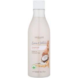 Oriflame Love Nature champú para cabello seco  500 ml