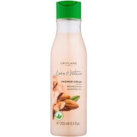 Oriflame Love Nature Duschcreme mit Mandelöl  250 ml