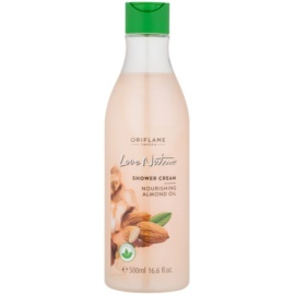 Oriflame Love Nature Duschcreme mit Mandelöl  500 ml