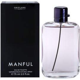 Oriflame Manful Eau de Toilette für Herren 75 ml