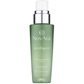 Oriflame Novage Ecollagen verfeinerndes Serum gegen Falten  30 ml