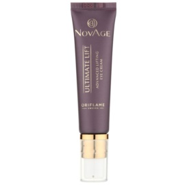Oriflame Novage Ultimate Lift liftingujący krem pod oczy   15 ml
