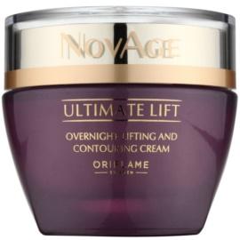 Oriflame Novage Ultimate Lift Lifting-Nachtcreme gegen Falten  50 ml