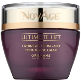 Oriflame Novage Ultimate Lift crema de noche antiarrugas con efecto lifting   50 ml