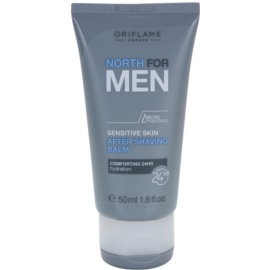 Oriflame North For Men balsam aftershave pentru piele sensibila   50 ml