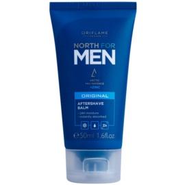 Oriflame North For Men balzám po holení se zinkem  50 ml