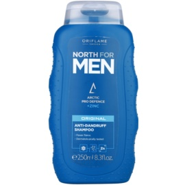 Oriflame North For Men šampon proti lupům  250 ml