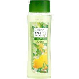 Oriflame Nature Secrets šampon pro mastné vlasy  400 ml