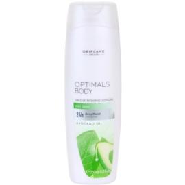 Oriflame Optimals Body leche hidratante para pieles secas 24 H  250 ml