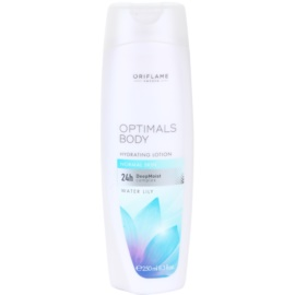 Oriflame Optimals Body leche hidratante para pieles normales 24 H  250 ml