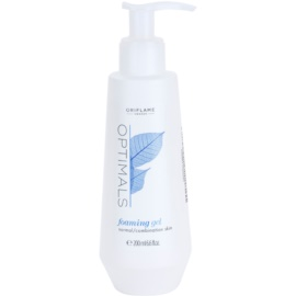 Oriflame Optimals gel de limpeza para pele normal a mista  200 ml