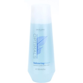 Oriflame Optimals tónico para pieles normales y mixtas  200 ml