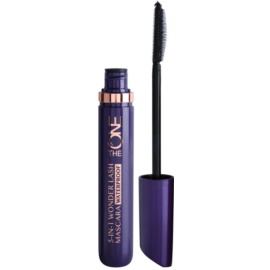 Oriflame The One Wonder Lash 5 in1 Mascara 5 in 1 rezistent la apa culoare Black 8 ml