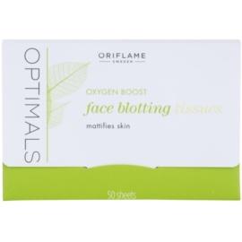 Oriflame Optimals Oxygen Boost Mattierende Tücher  50 St.