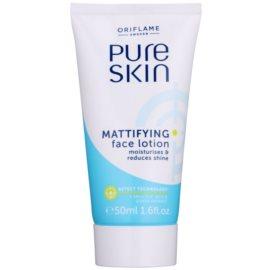 Oriflame Pure Skin mattierende Creme für Aknehaut  50 ml