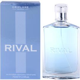 Oriflame Rival Eau de Toilette für Herren 75 ml