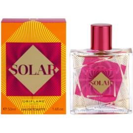 Oriflame Solar Eau de Toilette voor Vrouwen  50 ml