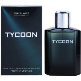 Oriflame Tycoon toaletní voda pro muže 75 ml
