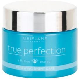 Oriflame True Perfection crema de noche reparadora   50 ml