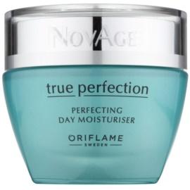 Oriflame Novage True Perfection posvetlitvena in vlažilna krema za popolno polt  50 ml