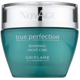 Oriflame Novage True Perfection crema de noche reparadora  para lucir una piel perfecta   50 ml