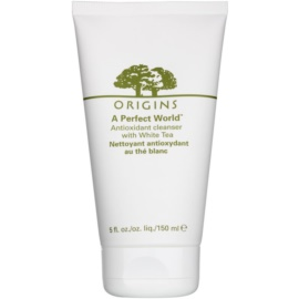 Origins A Perfect World™ čisticí pěnivý krém s bílým čajem  150 ml
