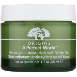 Origins A Perfect World™ crema facial antioxidante con té blanco  50 ml