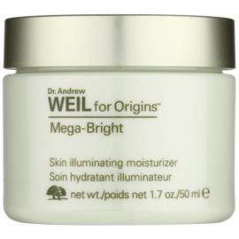 Origins Dr. Andrew Weil for Origins™ Mega-Bright crema hidratante para iluminar la piel  50 ml
