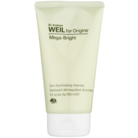 Origins Dr. Andrew Weil for Origins™ Mega-Bright gel espumoso purificante para iluminar la piel  150 ml