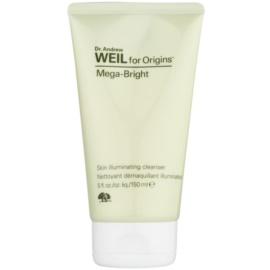 Origins Dr. Andrew Weil for Origins™ Mega-Bright tisztító habzó gél az élénk bőrért  150 ml