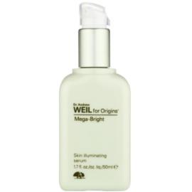 Origins Dr. Andrew Weil for Origins™ Mega-Bright rozświetlające serum do twarzy  50 ml