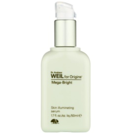 Origins Dr. Andrew Weil for Origins™ Mega-Bright serúm de pele iluminador  50 ml