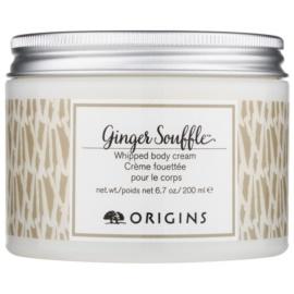 Origins Ginger Souffle™ krem relaksujący do ciała  200 ml