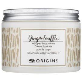 Origins Ginger Souffle™ relaxáló krém testre  200 ml