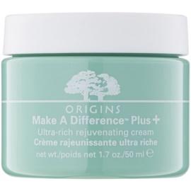 Origins Make A Difference™ crema rejuvenecedora para pieles secas  50 ml