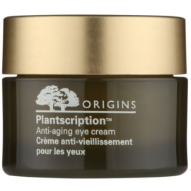 Origins Plantscription™ crema para contorno de ojos antiarrugas  15 ml