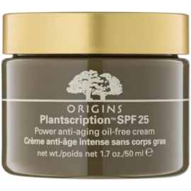 Origins Plantscription™ crema antienvejecimiento sin aceites añadidos (SPF 25) 50 ml
