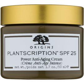 Origins Plantscription™ Creme gegen das Altern SPF 25  50 ml
