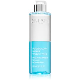 Orlane Daily Stimulation Program Two-Phase Makeup Remover for Face and Eyes  200 ml