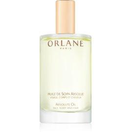 Orlane Sun Glow поживна олійка для обличчя, тіла та волосся  100 мл