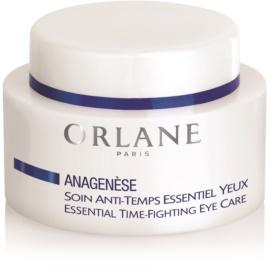 Orlane Anagenèse crema para contorno de ojos para las primeras señales de envejecimiento de la piel   15 ml